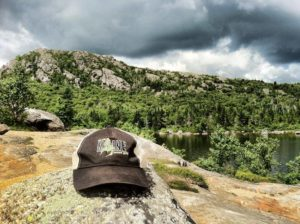 MBG Cap on Tumbledown Pond
