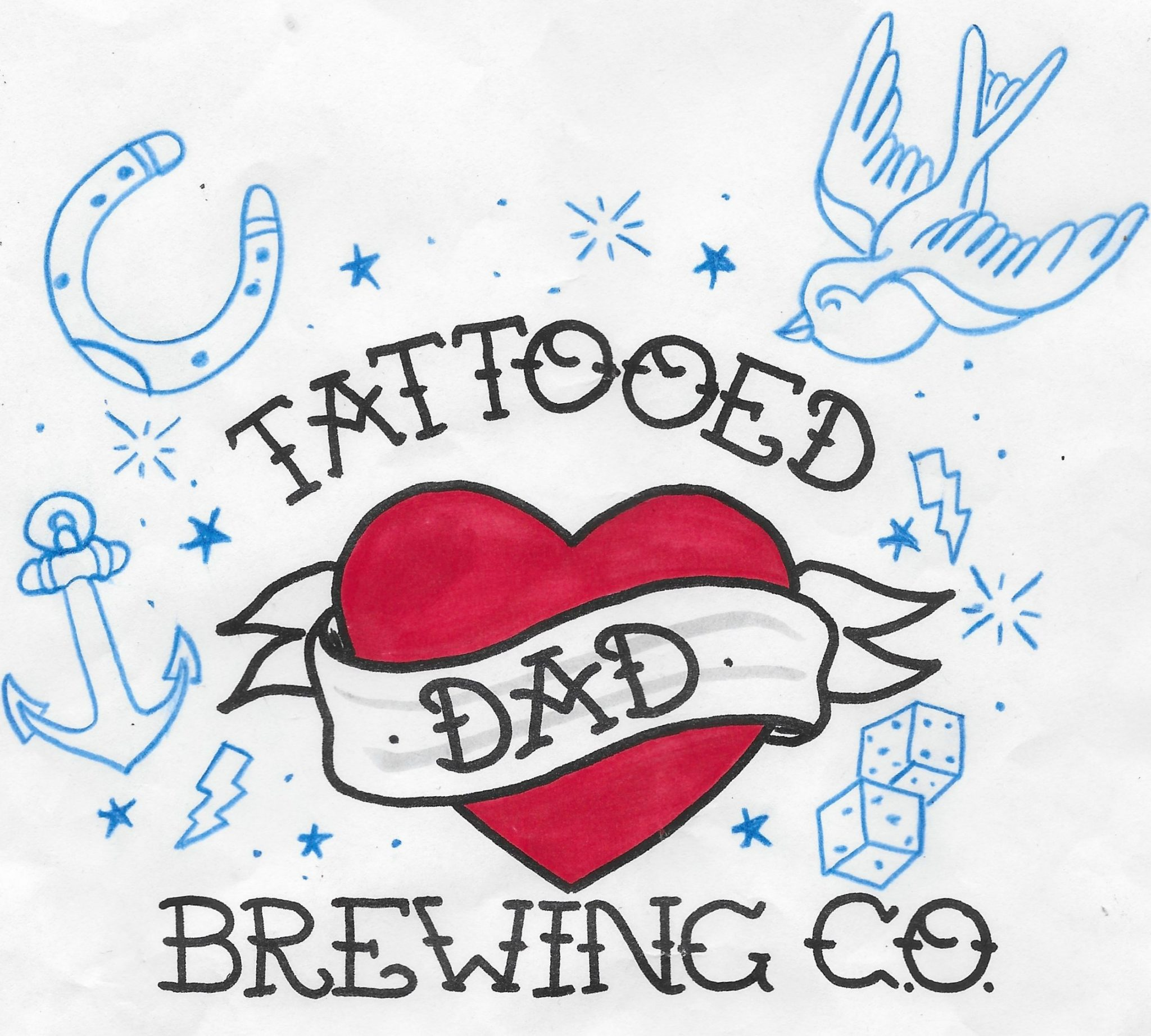 Tattooed Dad Brewing Co.
