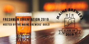 Maine Beer Festival and Other Maine Brewers' Guild Events